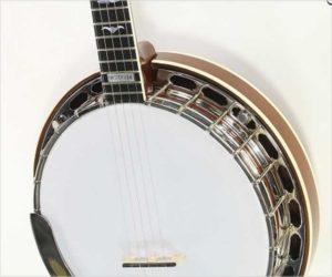 Sold!  Gibson RB-250 Mastertone 5-String Banjo Mahogany, 1998