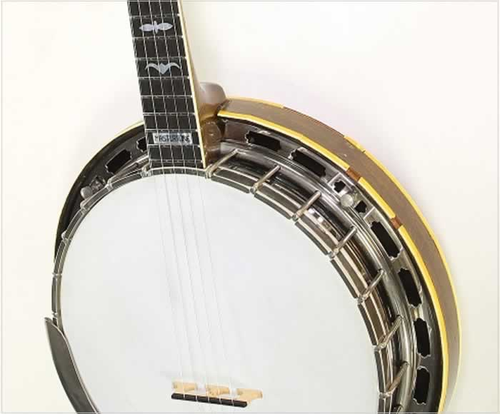gibson rb 250 mastertone banjo