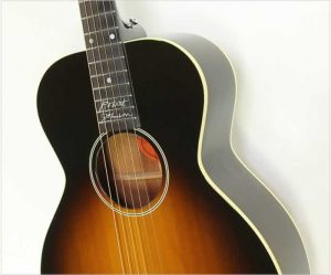 Gibson Robert Johnson L-1 Sunburst, 2005 - The Twelfth Fret