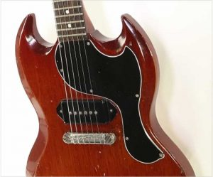 Gibson SG Junior Cherry, 1964 - The Twelfth Fret