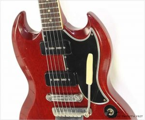 Gibson SG Special Cherry 1965 - The Twelfth Fret