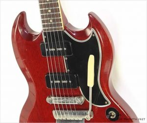 ⚌Reduced‼ Gibson SG Special Cherry 1965