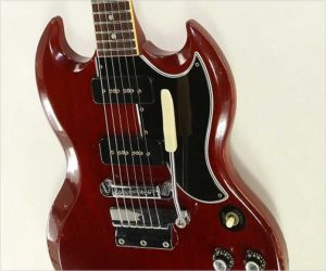 ❌SOLD❌ Gibson SG Special P90 Cherry, 1966