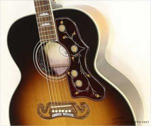 ❌SOLD❌   Gibson SJ 200 Standard Sunburst, 2017