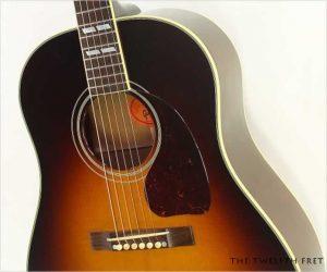 ❌SOLD❌  Gibson Sheryl Crow Southern Jumbo Sunburst, 2012