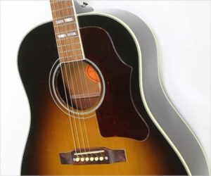 ❌ SOLD ❌  Gibson Southern Jumbo Steel String Guitar Sunburst, 2004