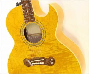 ❌SOLD❌ Gibson Starburst 100th Anniversary Cutaway Maple, 1994