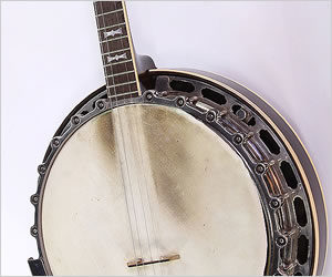 SOLD!  Gibson TB-7 Tenor Banjo, 1937