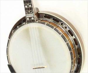 ❌SOLD❌   Gibson TB 3 Mastertone Tenor Banjo, 1926