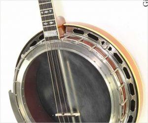 ❌SOLD❌ Gibson TB 3 Mastertone Tenor Banjo, 1927-28