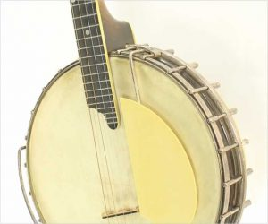 ❌SOLD❌ Gibson TB4 Snakehead Trap Door Tenor Banjo, 1924