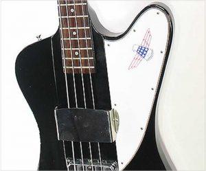 Gibson Thunderbird Bicentennial Bass Black - The Twelfth Fret