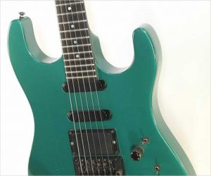 Gibson U2 'SuperStrat' Metallic Green, 1989