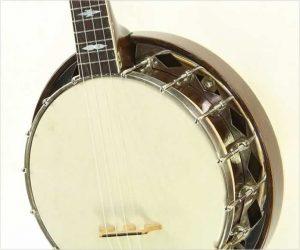 ❌SOLD❌  Gibson UB4 Banjo Ukulele Mahogany, 1932