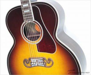 Gibson Western Classic Mystic Rosewood LTD Sunset Burst, 2015 - The Twelfth Fret