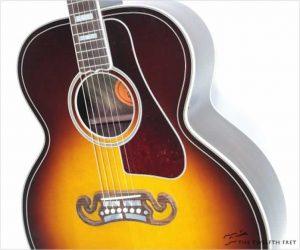 Gibson Western Classic Mystic Rosewood LTD Sunset Burst, 2015