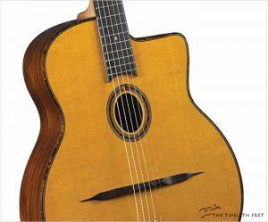 Gitane DG-300 Professional Gypsy Jazz Guitar – Modele John Jorgenson - The Twelfth Fret