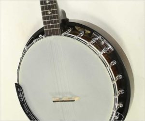 Gold Tone CC-100R Plus Cripple Creek 5-String Resonator Banjo