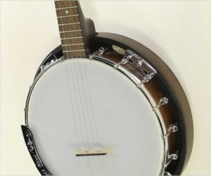 Gold Tone CC-50RP Cripple Creek Resonator 5-String Banjo