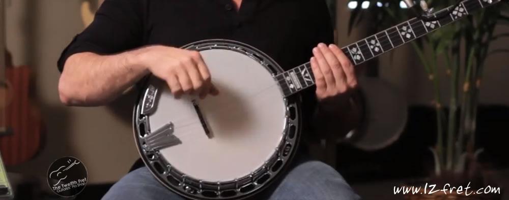 Gold Tone Banjo Mute – The Iucci - The Twelfth Fret