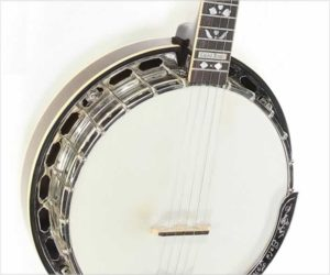Gold Tone OB-250F LH Orange Blossom Left Hand 5-String Banjo, 2015