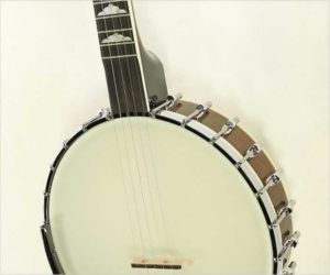 Gold Tone WL-250 White Laydie 5-String Openback Banjo
