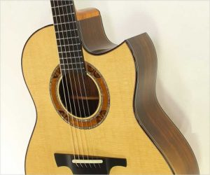 Greenfield GF Model Cutaway Steel String Acoustic, 2015