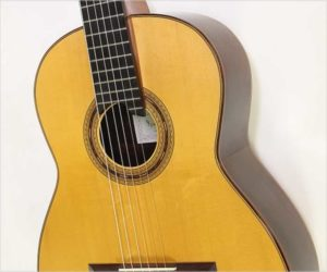 ❌ SOLD ❌  Gregory Byers Classical Guitar Brazilian, 2011