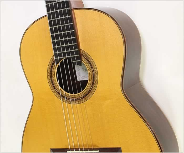 Gregory Byers Classical Guitar Brazilian, 2011 - The Twelfth Fret
