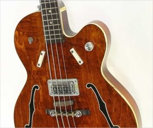 Gretsch 6071 Hollowbody Bass Walnut, 1968