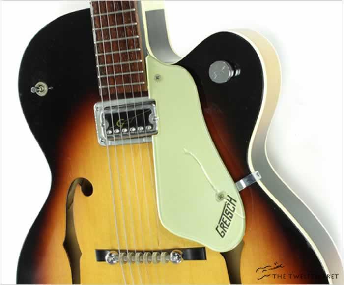 Gretsch 6124 Single Anniversary, 1960 - The Twelfth Fret