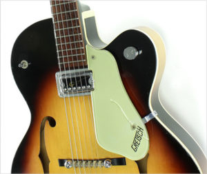 Gretsch 6124 Single Anniversary 1960 - The Twelfth Fret