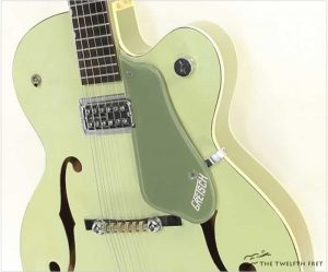 Gretsch 6125 Single Anniversary Smoke Green, 1959 - The Twelfth Fret