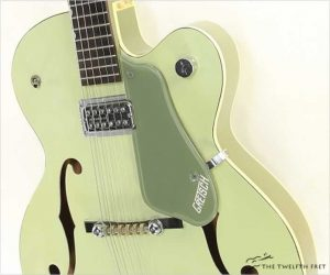 ❌SOLD❌Gretsch 6125 Single Anniversary Smoke Green, 1959