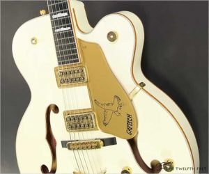 Gretsch 6136 White Falcon Archtop Electric, 2001
