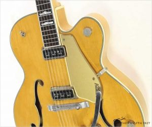 Gretsch 6193 Country Club Archtop Electric Natural, 1956
