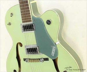 Gretsch Anniversary 6118 Two Tone Smoke Green 1964 - The Twelfth Fret