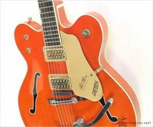 Gretsch Chet Atkins Nashville 6120 Orange, 1967