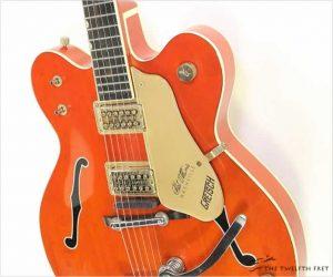 ❌SOLD❌  Gretsch Chet Atkins Nashville 6120 Orange, 1967