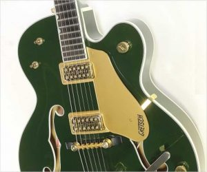 ❌SOLD❌ Gretsch Country Club G6196TCG Cadillac Green, 2005
