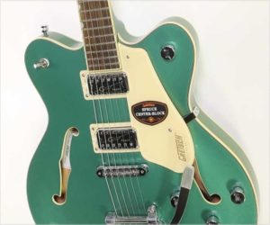 Gretsch G5622T Electromatic Center Block Double-Cut with Bigsby, Georgia Green