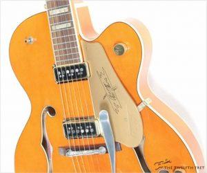 Gretsch G6120DSW G-Brand Archtop Electric Orange, 2006