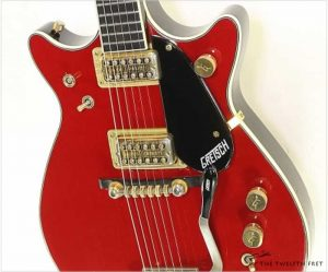 Gretsch G6131 Jet Firebird, 1962 - The Twelfth Fret