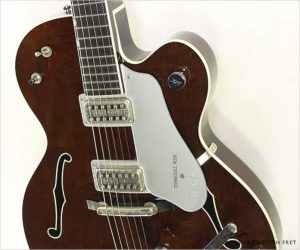 ❌SOLD❌  Gretsch Tennessee Rose G6119FT Thin Body Archtop Walnut, 2006
