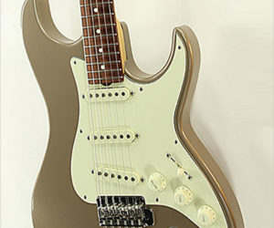 SOLD!!! Grosh Retro Classic Shoreline Gold Solidbody Electric, 1998 (REDUCED)