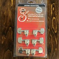 Grover Rotomatic Guitar Machine Head Tuners - The Twelfth Fret