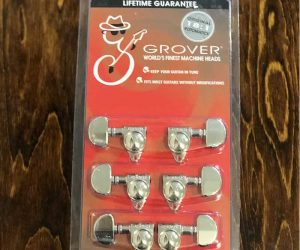 Grover Rotomatic Guitar Machine Head Tuners