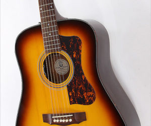 Reduced! Guild D-40BG Bluegrass Jubilee Dreadnought Sunburst, 2009