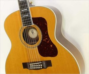 ❌SOLD❌  Guild F512R Rosewood Jumbo 12 String Guitar, 2010