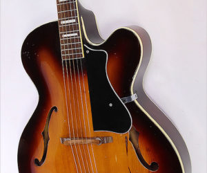 NO LONGER AVAILABLE!!! Guild Savoy A-150 Archtop Guitar Sunburst, 1959